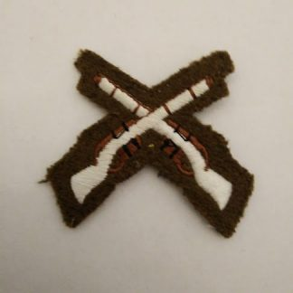 British Arms Marksman patch