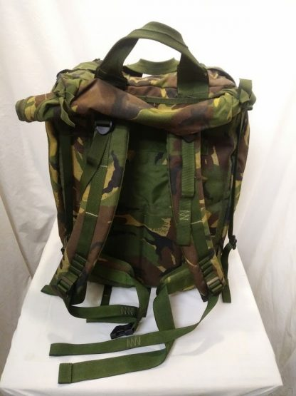 British Army Bergan Other Arms PLCE Woodland DPM Bergen