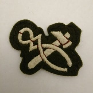 British Army REME trade patch badge Mechanic Artificer