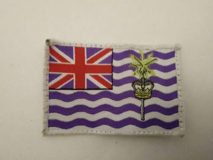 British Indian Ocean Territories Patch
