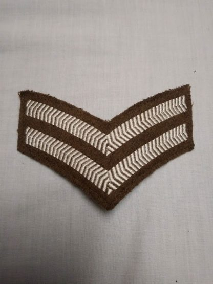 Corporal Stripes