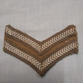 Corporal Stripes Chevron Australian Army