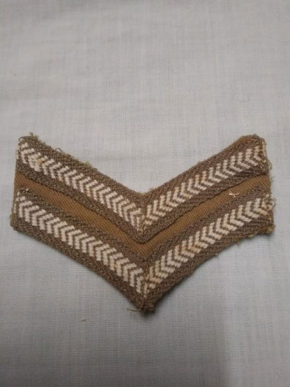 Corporal Stripes Chevron Australian Army