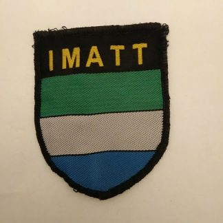 IMATT International Military Advisory Training Team Patch Badge