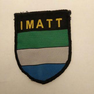 IMATT International Military Advisory Training Team Patch Badge