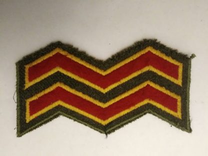 Irish Defence Force Corporal Stripes