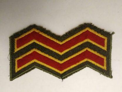 Irish Defence Force Corporal Stripes