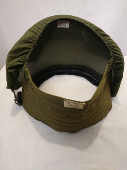 MK6 Helmet Visor & cover & nap protection pad