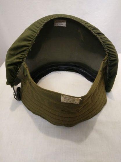 MK6 Helmet Visor & cover & nap protection pad