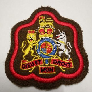RSM Warrant officer C1
