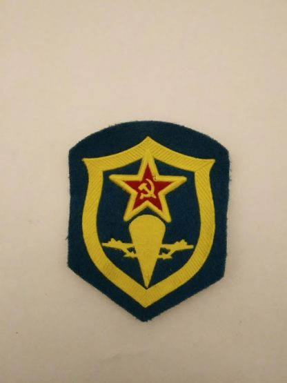 Russian Army Airborne Parachute Patch badge