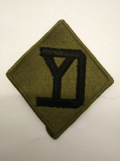 US Army 26th Infantry Division (Yankee Division) Shoulder Patch