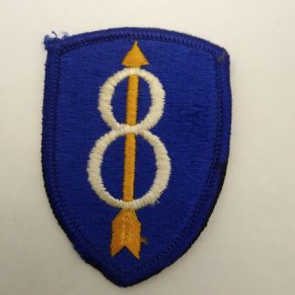 US Army 8th Infantry Patch Badge