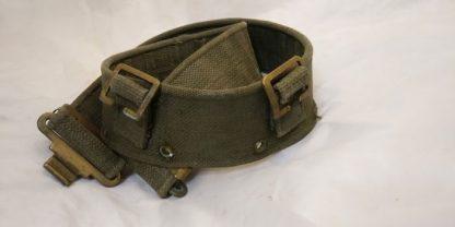 44 pattern webbing belt