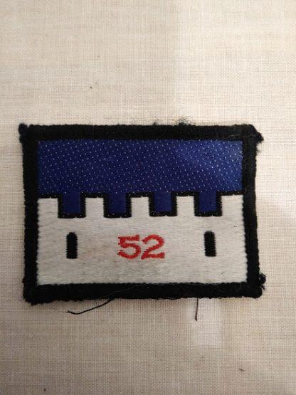 52nd Infantry Patch