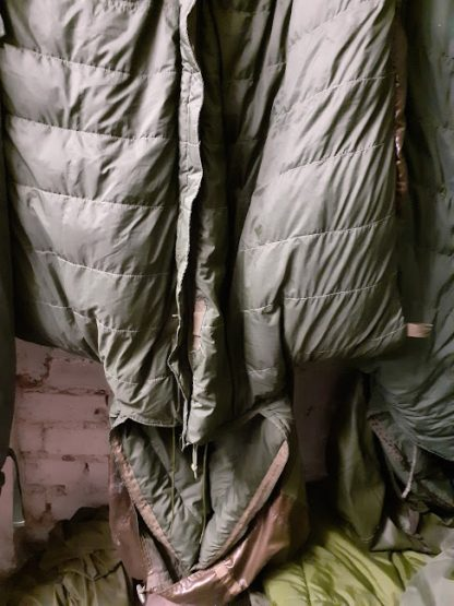 58 Pattern down filled sleeping bag