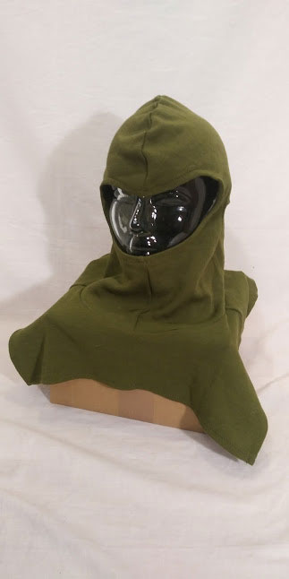 Army thermal Tactical Balaclava face mask olive green