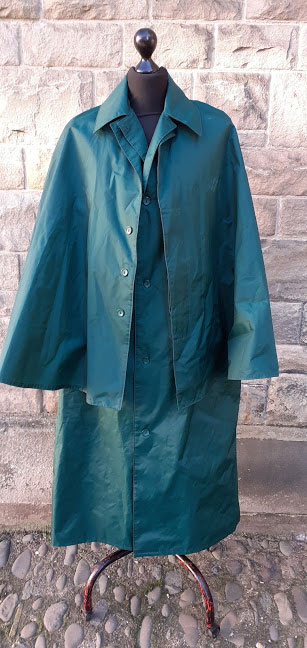 Band spec military issue pipers cape