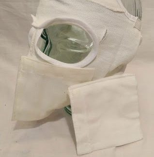 British Army Facemask mk2 Flame resistant cold weather