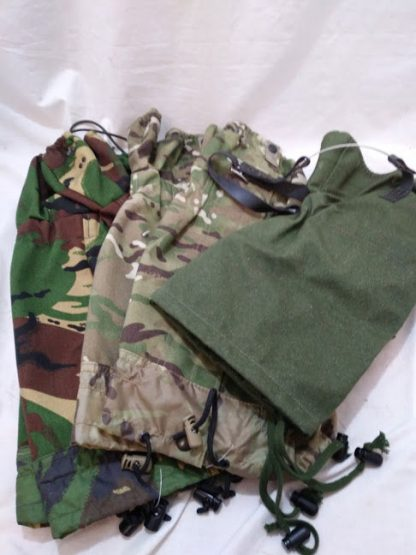 British Army GORETEX Gaitors