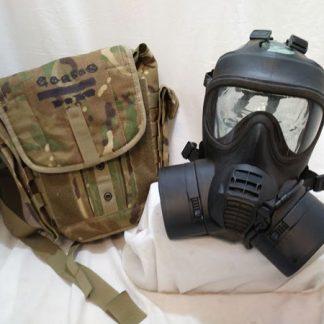 British Army GSR general service respirator