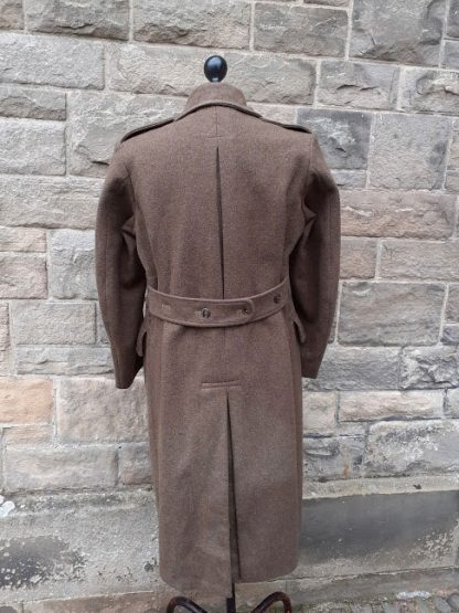 British Army Great Coat