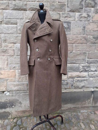 British Army Great Coat
