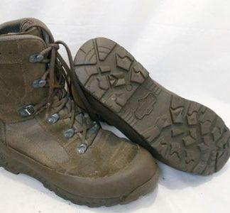 British Army HAIX DESERT boots
