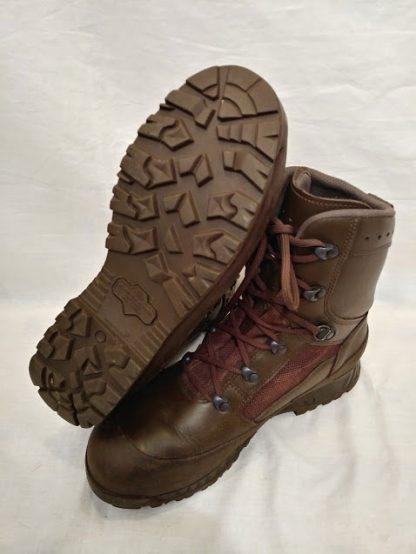 British Army Haix boots