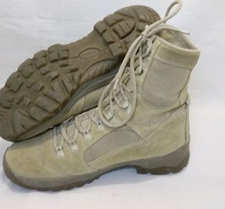 British Army Meindl Desert Fox boots