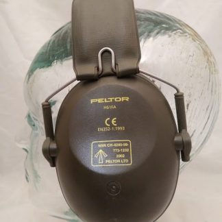 British Army Pelter Ear Defenders