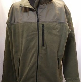Defender Tactical fleece military jacket