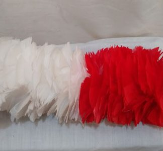 Feather bonnet Hackle
