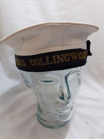 Genuine British Royal Navy sailors Class II pork pie hat