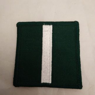 Green Howards patch