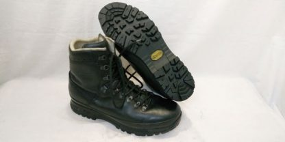 HANWAG British army boots Leather Special Forces