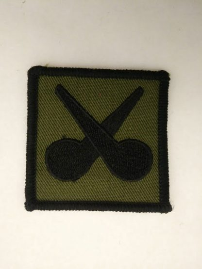 Joint nbc regiment patch