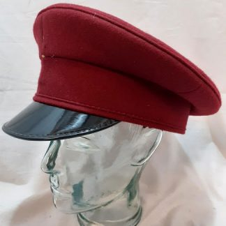 Kings Royal Hussars peaked cap