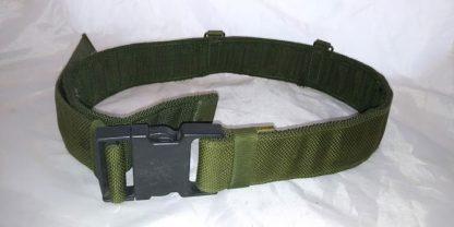 PLCE webbing belt