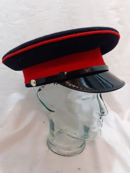 Peaked Cap for the Corps Regiments