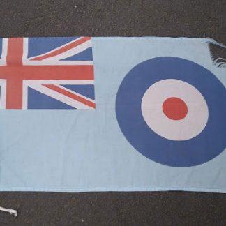 RAF ensign flag. 2' x 4'