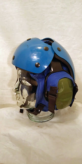 Royal Navy/Fleet Air Arm Flight Deck Crewman's helmet FR MK7.