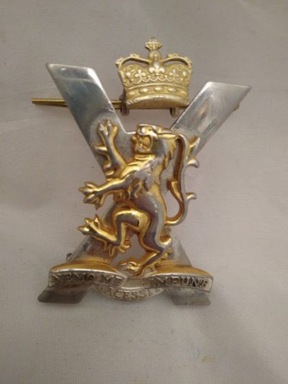 Royal Regiment of Scotlandcap badge