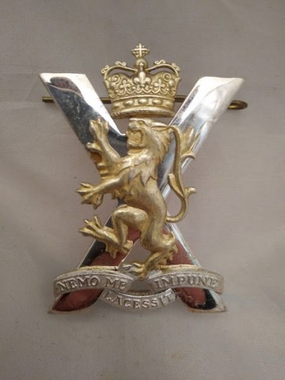 Royal Regiment of Scotland cap badge