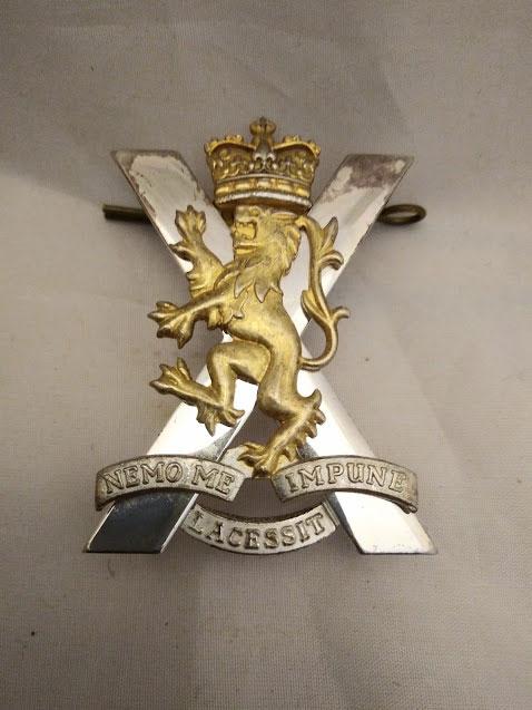 Royal Regiment Of Scotland RRS-30 Flower