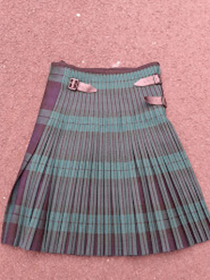 Royal regiment of Scotland kilt