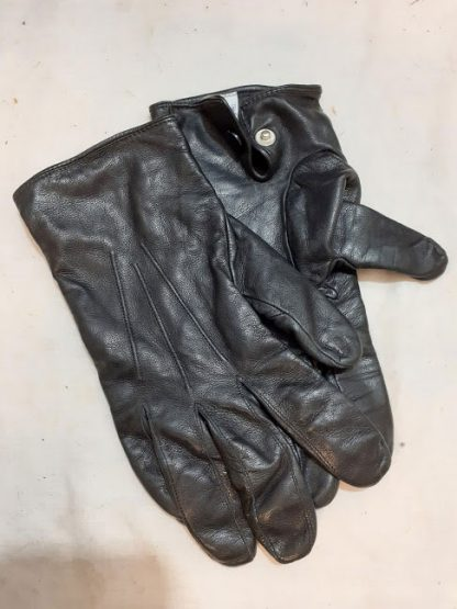 Soft Military leather gloves lightweight