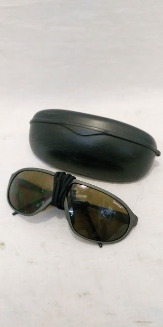 Swiss SUVASOL sunglasses with case