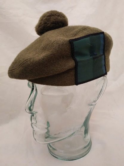 British Army Surplus Tam o shanter