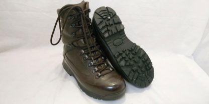 British Army KARRIMOR LEATHER GORETEX boot